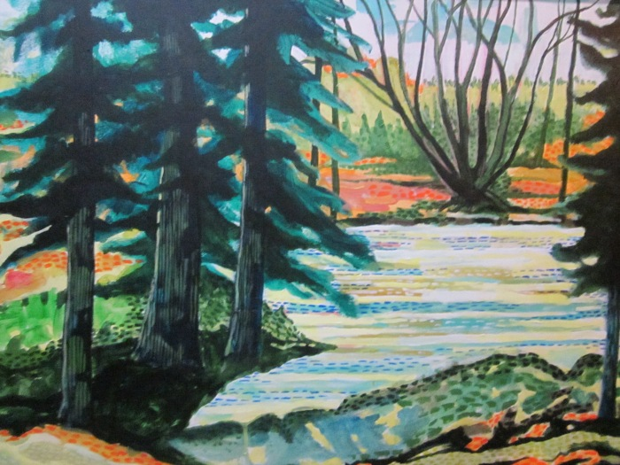 294 -Laurentian River-, 36- x 24-, acrylics on canvas (1).JPG