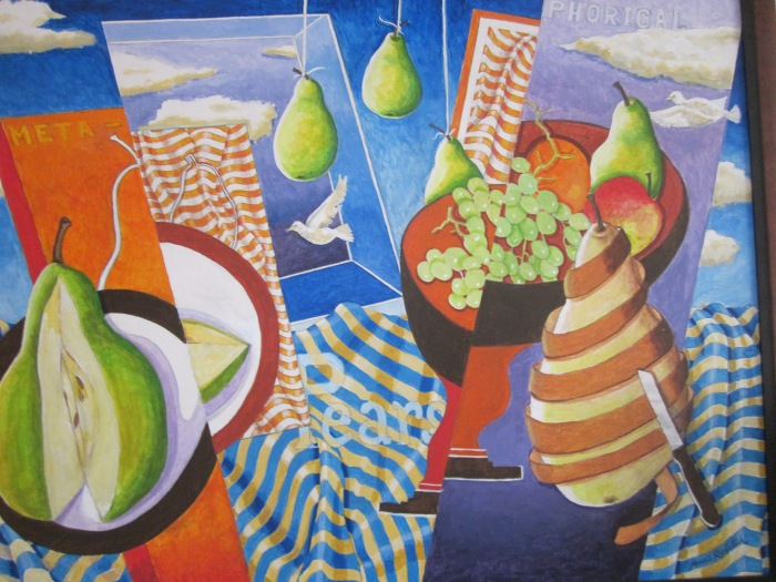 183-metaphorical-pears-2-40-x-30-acrylics-on-canvas